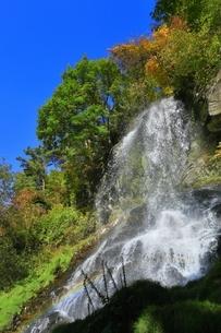 横谷峡の乙女滝の写真素材 [FYI04849188]