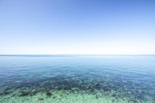 伊予灘の海(閏住)の写真素材 [FYI04849281]
