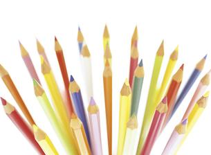 色鉛筆の写真素材 [FYI04849485]