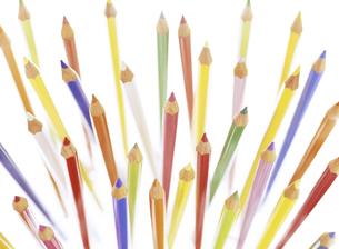 色鉛筆の写真素材 [FYI04849488]