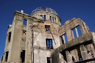 原爆ドームの写真素材 [FYI04849974]