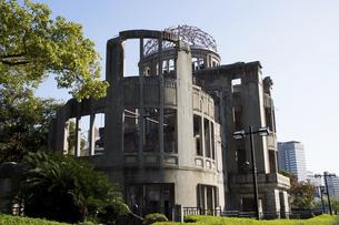原爆ドームの写真素材 [FYI04849976]