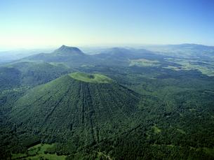 ボルヴィックの山々の写真素材 [FYI04850014]
