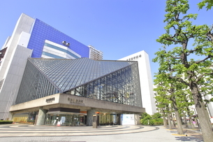 東京芸術劇場の写真素材 [FYI04850491]