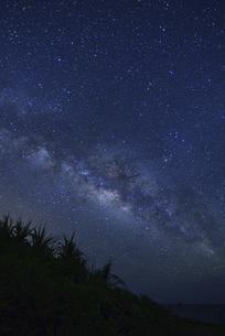 天の川銀河の写真素材 [FYI04850895]