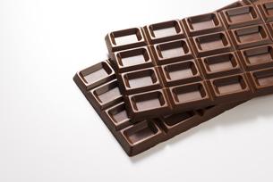 板チョコレートの写真素材 [FYI04851156]
