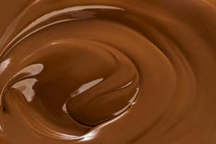 溶けたチョコレートの写真素材 [FYI04851167]