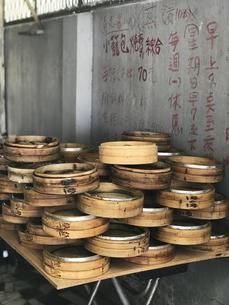 中華セイロの写真素材 [FYI04851311]