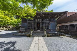 修善寺温泉 伊豆最古の木造建築物といわれる指月殿の写真素材 [FYI04853004]