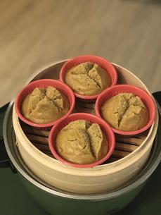 ファーガオ(中華蒸しケーキ)の写真素材 [FYI04853207]