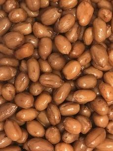 ピーナッツ煮の写真素材 [FYI04853222]