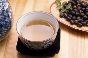 黒豆茶の写真素材 [FYI04853491]