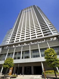 タワーマンション 東京都の写真素材 [FYI04853845]