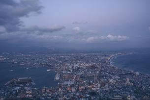 函館の夜景の写真素材 [FYI04854035]