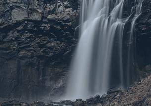 アシリベツの滝の写真素材 [FYI04854049]