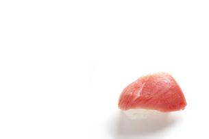 本マグロ 握り寿司 マグロのにぎり まぐろの握り寿司の写真素材 [FYI04854318]