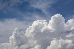 青空と入道雲の写真素材 [FYI04855720]