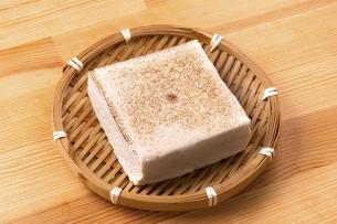 焼き豆腐の写真素材 [FYI04855971]
