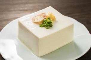 豆腐の写真素材 [FYI04856203]