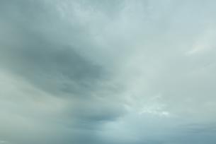 雲の写真素材 [FYI04856601]
