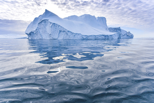 グリーンランドの氷山の写真素材 [FYI04857085]