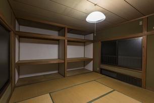 古い日本の住宅の写真素材 [FYI04857870]