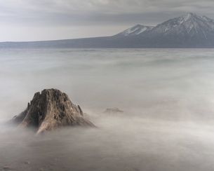 支笏湖の写真素材 [FYI04858259]