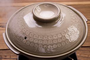 土鍋炊飯の写真素材 [FYI04858429]