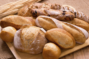 フランスパンの写真素材 [FYI04859093]