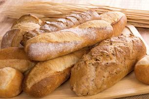 フランスパンの写真素材 [FYI04859095]