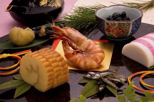 おせち料理の写真素材 [FYI04859102]