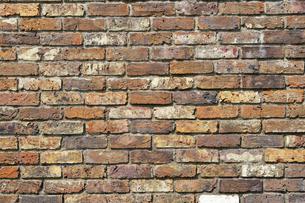 レンガの壁の写真素材 [FYI04859244]