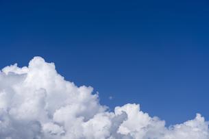 積乱雲と青空の写真素材 [FYI04859319]