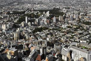 東京の住宅街の風景の写真素材 [FYI04859805]