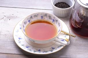 紅茶の写真素材 [FYI04860487]
