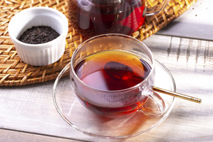 紅茶の写真素材 [FYI04860488]