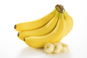 バナナの写真素材 [FYI04861100]