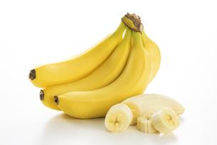 バナナの写真素材 [FYI04861101]