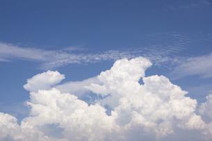 入道雲の写真素材 [FYI04861812]
