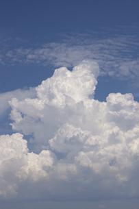 入道雲の写真素材 [FYI04861826]