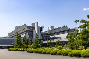 国立京都国際会館の写真素材 [FYI04861908]