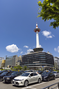 京都タワーの写真素材 [FYI04861910]