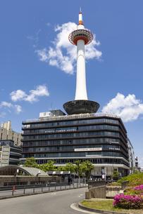 京都タワーの写真素材 [FYI04861911]