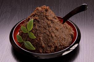 完熟米味噌の写真素材 [FYI04861979]