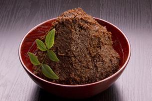 完熟米味噌の写真素材 [FYI04861980]