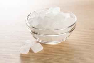氷砂糖の写真素材 [FYI04863387]