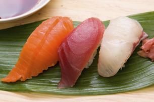 にぎり寿司の写真素材 [FYI04863506]