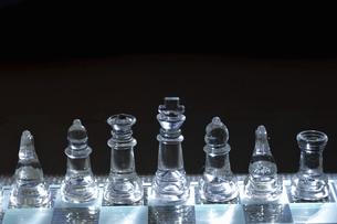 チェスの駒の写真素材 [FYI04864034]