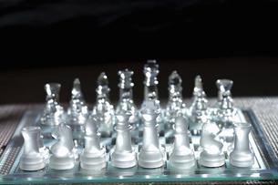 チェスの駒の写真素材 [FYI04864035]