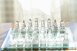 チェスの駒の写真素材 [FYI04864044]